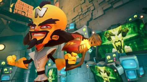 Crash Bandicoot 4 Screenshots Look Utterly Amazing