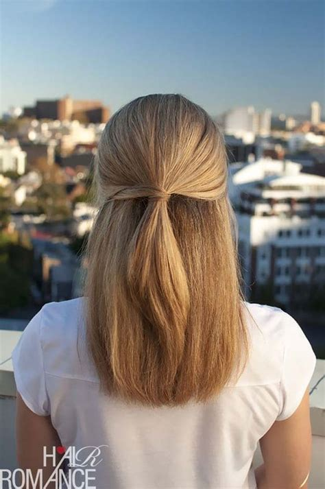 40 Trendy, Edgy and Easy Hairstyles for Straight Hair That