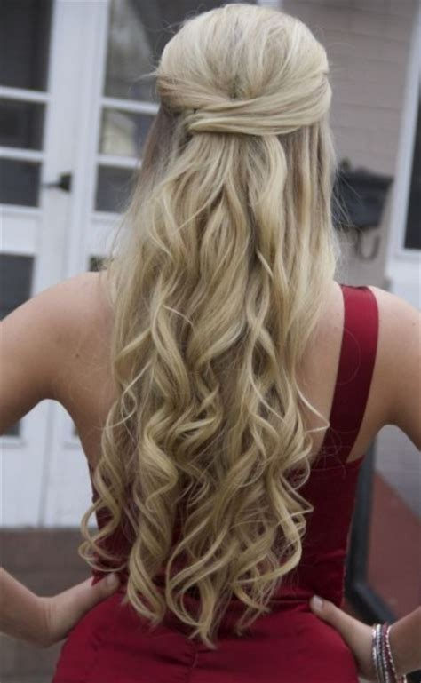 Natural Hairstyle for Long Hair   Talk Hairstyles