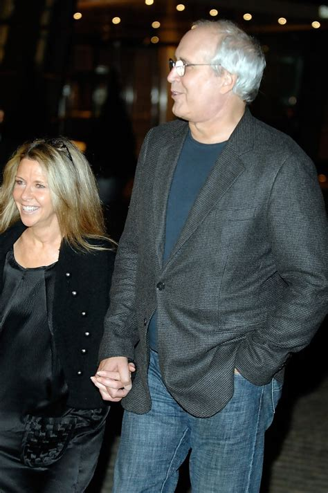 Chevy Chase, Jayni Chase - Chevy Chase and Jayni Chase
