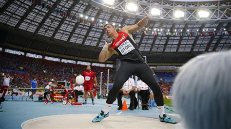 Photographer's camera wins shot put title for Storl