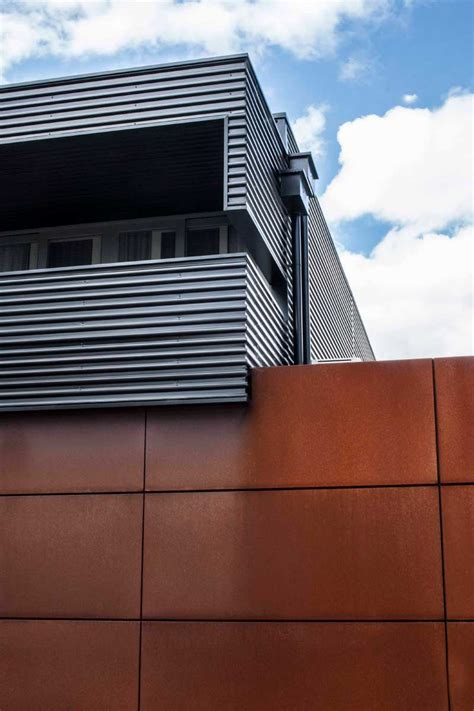 New Street features Cassette Panel cladding by Metal