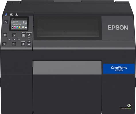 Epson ColorWorks C6500Ae | COMFOR