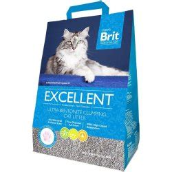 Brit Fresh for Cats Excellent Ultra Bentonite 10kg stelivo