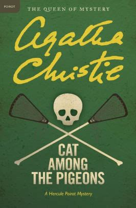 Cat among the Pigeons (Hercule Poirot Series) by Agatha