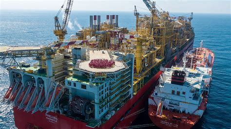 First LNG cargo shipped from Prelude FLNG - TechnipFMC plc