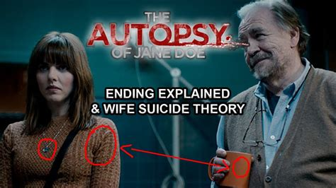 The Autopsy Of Jane Doe | Ending Explained & Dead Wife