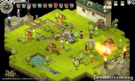All Dofus-Arena Screenshots for PC