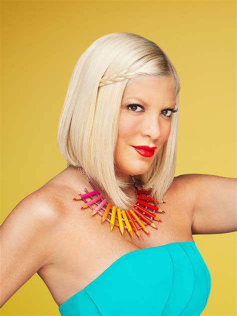 Tori Spelling News, Pictures, and More | TV Guide