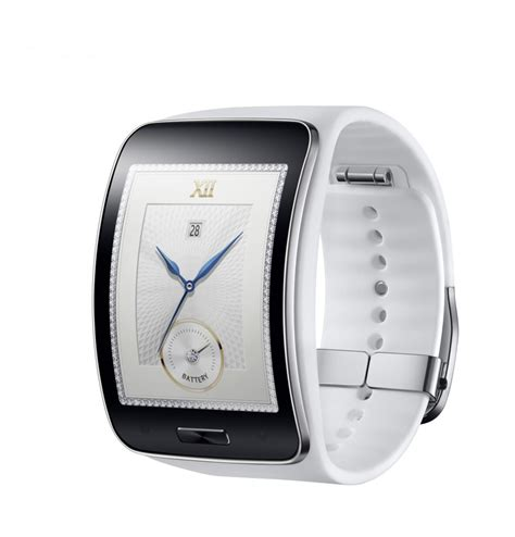 Samsung's 6th smartwatch has a 3G modem and a massive