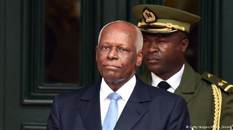 Angola's president to step down after 37 years, deputy to