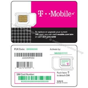 T-Mobile USA Canada Mexico Unlimited Data Only Pay As You