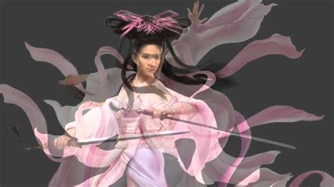 Liu Yi fei's MMORPG online game: A Chinese Ghost Story 2