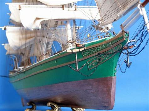 Buy Wooden Thermopylae Limited Model Tall Ship 50in