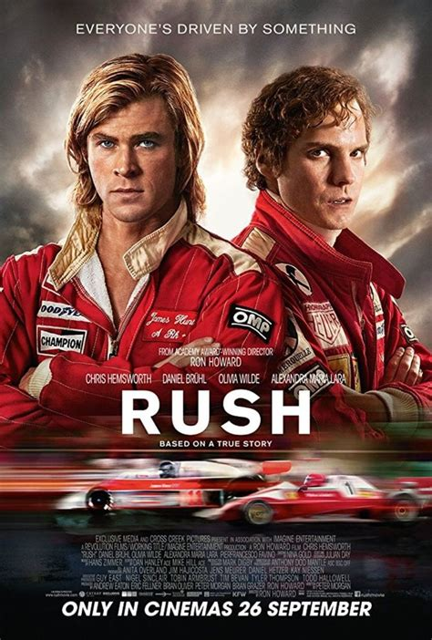 Top 5 Movies Ever Made On Formula One - Formula 1 Movies