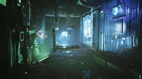 Observer: System Redux PS5 Graphics Showcased In New