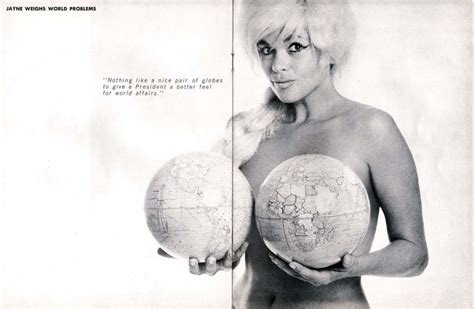 Jayne Mansfield (And Her Puppies) Campaigned To Be US