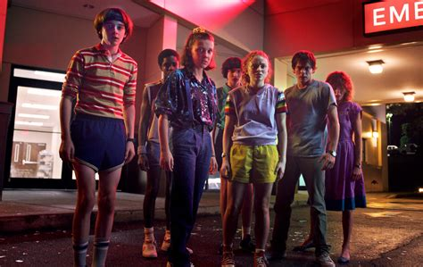 'STRANGER THINGS' STARCOURT MALL COULD BE HAUNTED IN REAL