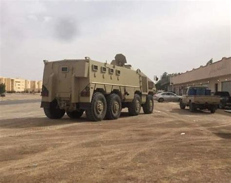 Jordanian armoured vehicles spotted in Libya - defenceWeb