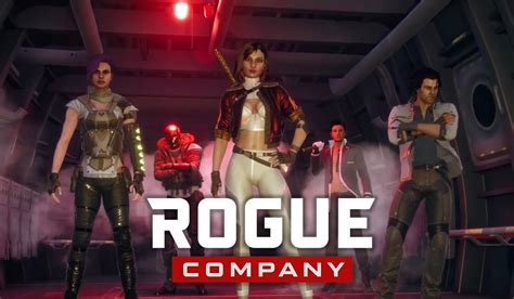 Rogue Company Released Today Across Four Platforms