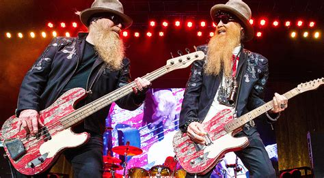 ZZ Top Announce Tour In 2017—See If They're Coming To Your