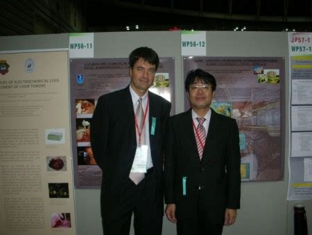 11th World Congress of Endoscopic Surgery, Yokohama 2008