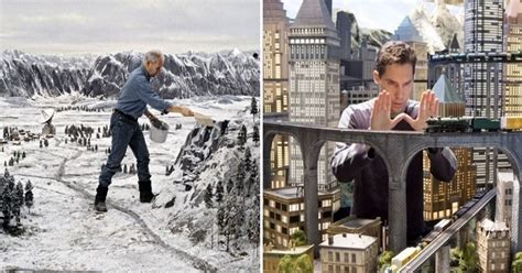 20+ Famous Movie Scenes That Were Actually AMAZING