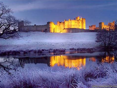 Beautiful British & Irish castles and cathedrals