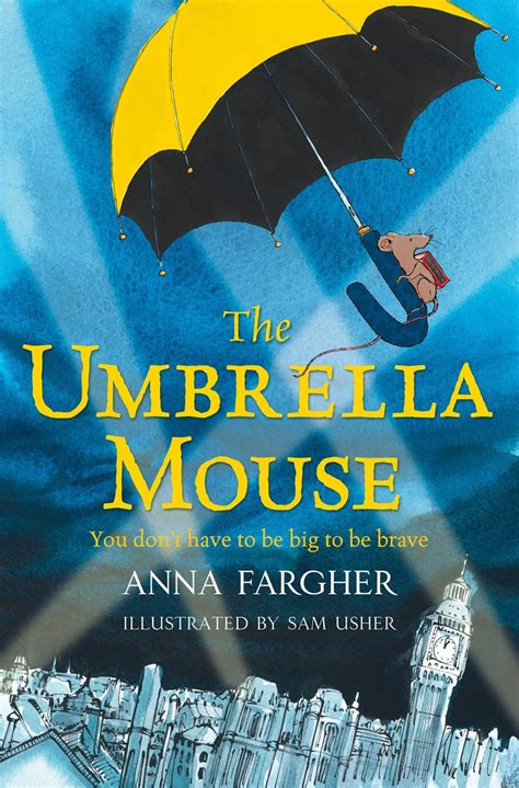 The Umbrella Mouse cover is revealed- Northbank Talent