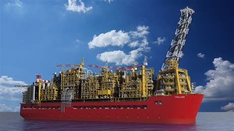 Shell prelude flng 3D model - TurboSquid 1435046