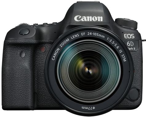 Canon EOS 6D Mark II vs