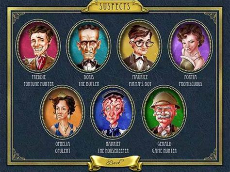 Detective Games Play Free Online Detectives Games