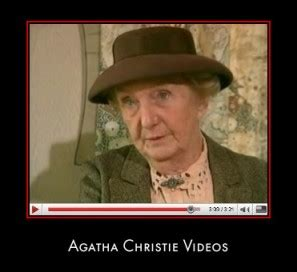 Showcasing The Very Best Online Agatha Christie Related Videos