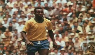 Pelé – the king of the beautiful game