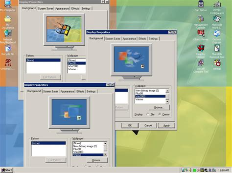 Viewing Unofficial Windows 98 Second Edition Service Pack