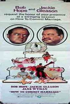 HOW TO COMMIT MARRIAGE Full Movie (1969) Watch Online Free