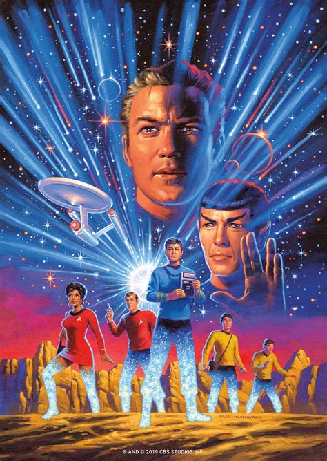 IDW announces Star Trek: Year Five ongoing series