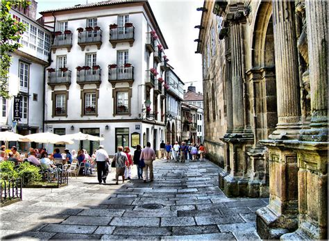 What is the camino de santiago streets - The Slow Road