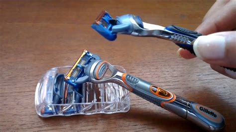 Gillette Fusion and proglide Replacement blade Gearbest