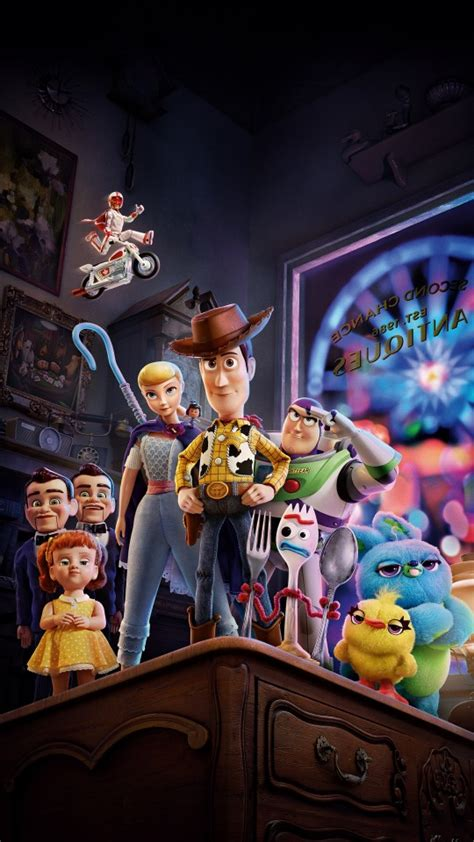 Toy Story 4 2019 4K Wallpapers | HD Wallpapers | ID #28198