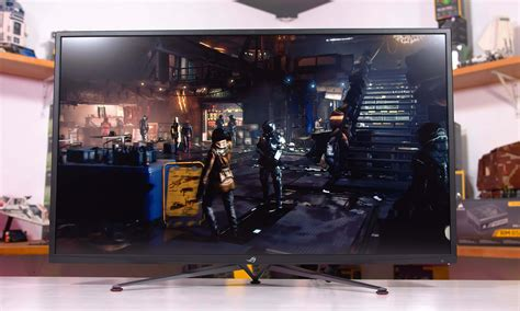 "Asus ROG Strix XG438Q 43"" Review: A Massive 4K 120Hz"