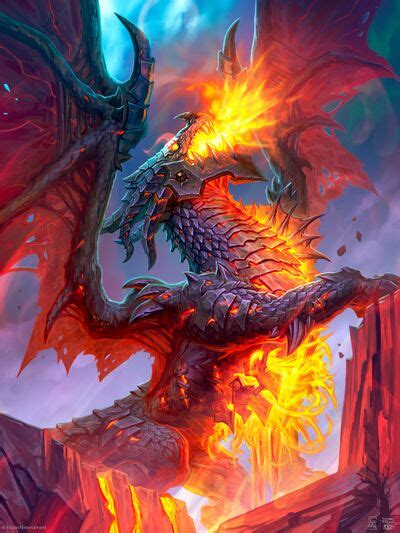 Deathwing, Mad Aspect - Hearthstone Wiki