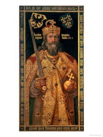 Charlemagne, Charles the Great (747-814) King of the