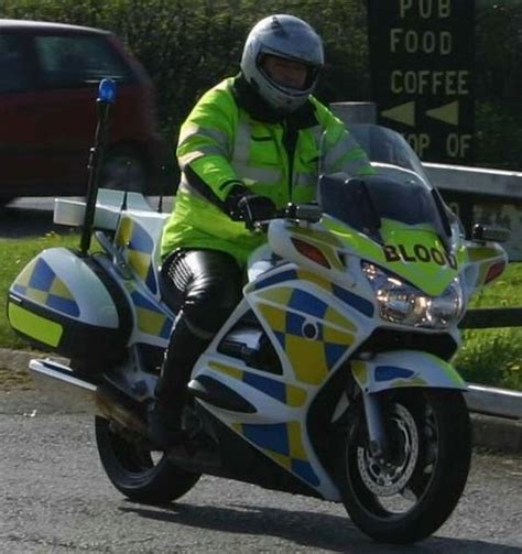 Want To Buy A Police Motorcycle? Going Cheap