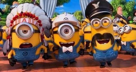 YMCA #minions #despicable_me #ymca | Minions | Pinterest