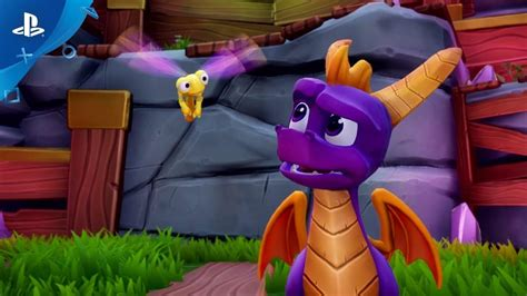 New Spyro The Dragon Game Coming To PS5 In 2021