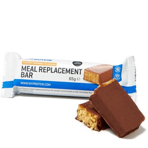 High-Protein Meal Replacement Bars | Myprotein