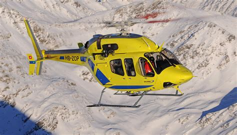 Bell Helicopter Delivers Bell 429 to Heliand