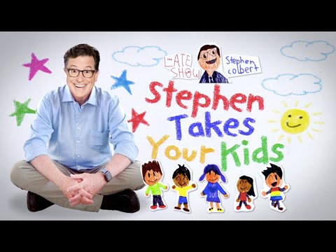 Stephen Colbert goes after WHICH network for asserting the